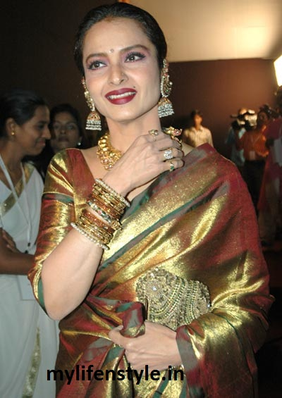 traditional indian sarees and its types � mylifenstylein