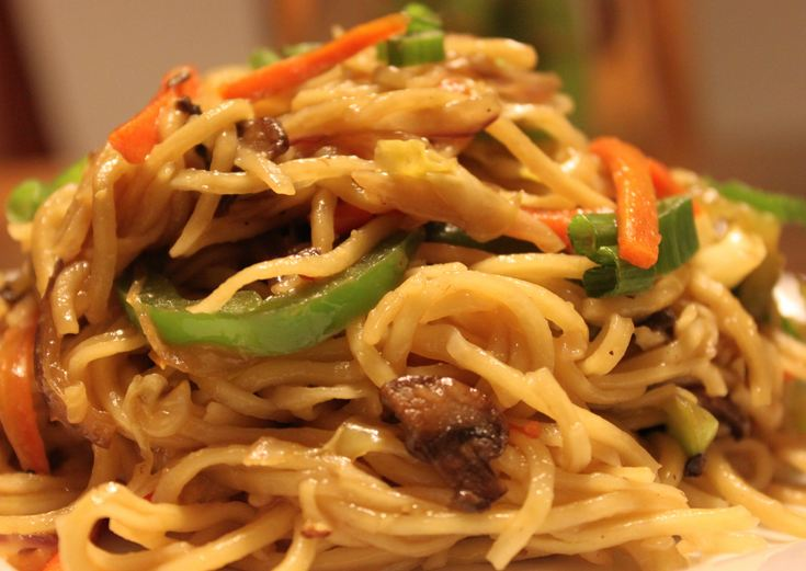 Recipe for Soya Noodles