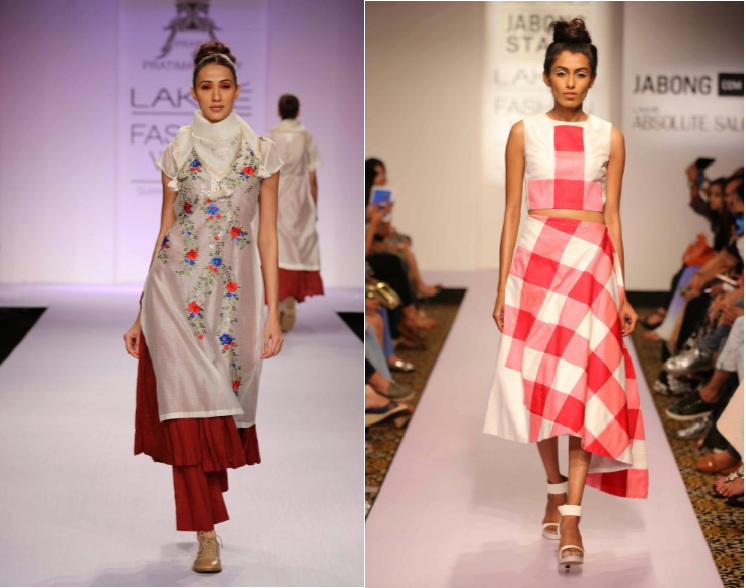 Summer collections Lakme Fashion week