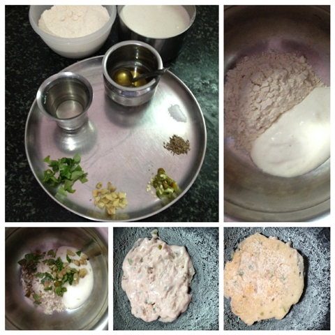Wheat Flour Dhosa