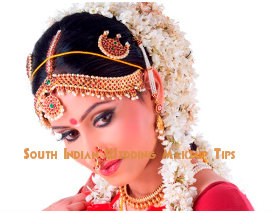 South Indian Wedding Makeup Tips